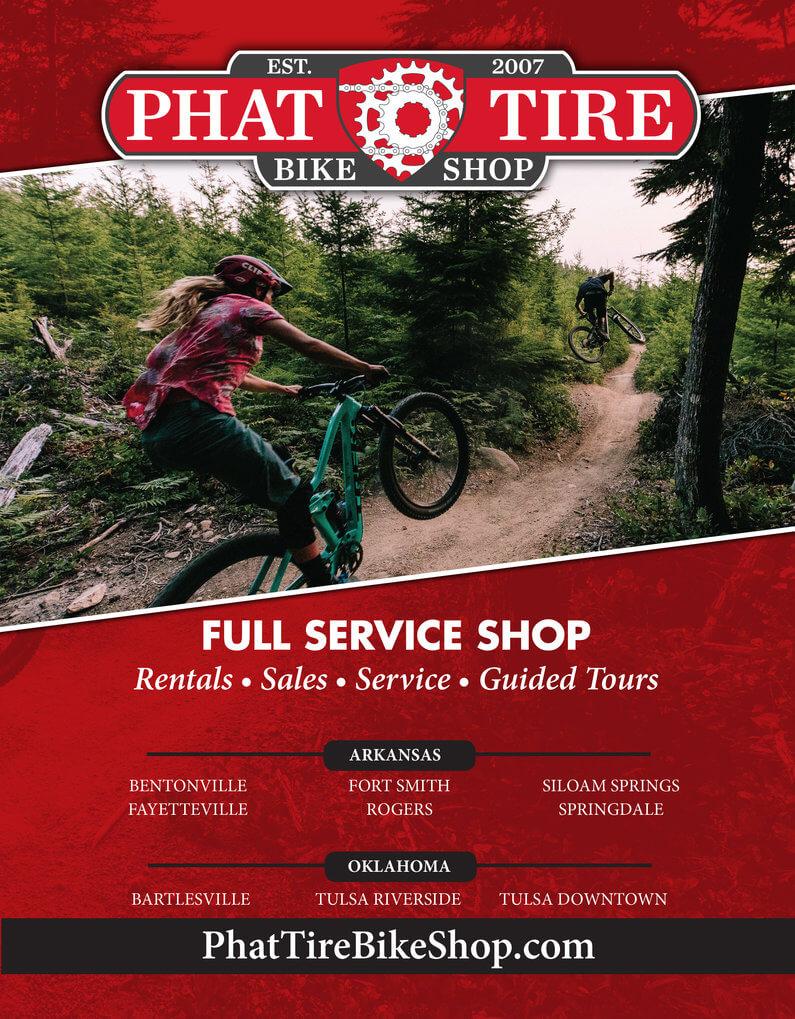 Phat Tire Bike Shop Northwest Arkansas