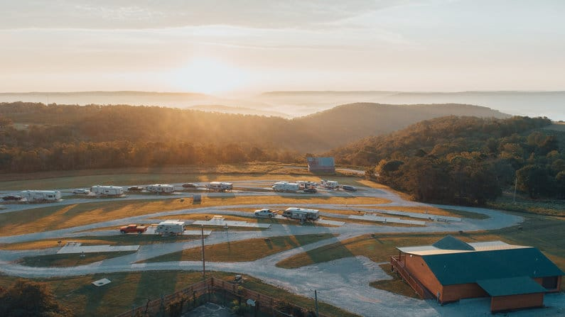 Northwest Arkansas Top 10 RV Parks and Campgrounds