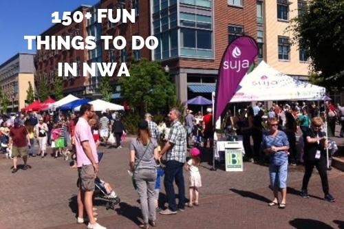 150+ Fun Things To Do in NWA