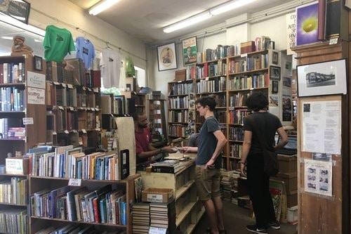 Dickson Street Bookstore Fayetteville AR