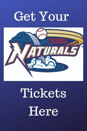 Northwest Arkansas Naturals Tickets
