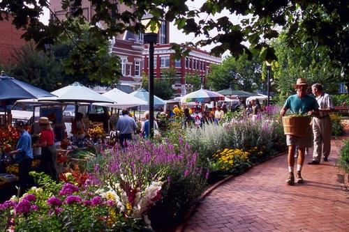 Fayettevill Farmers Market