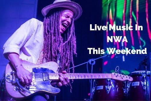Live Music in Northwest Arkansas