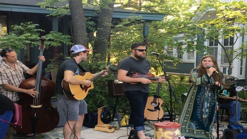 Opal Live Music Eureka Springs