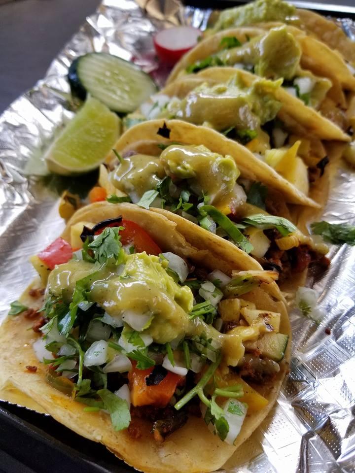 Yeyo's Tacos Food Truck Bentonville Ar