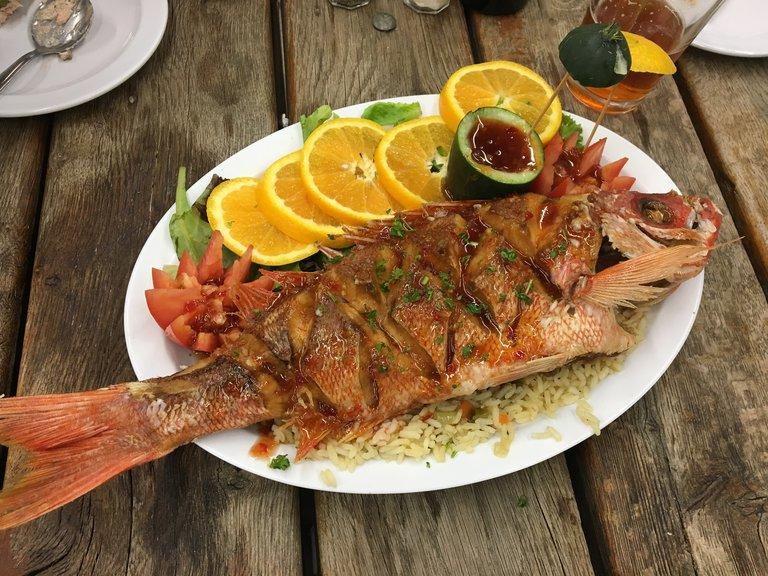 Blu Fish Market Bentonville ARkansas