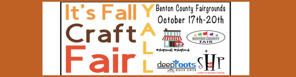 It's FALL Yall Crafts Fair