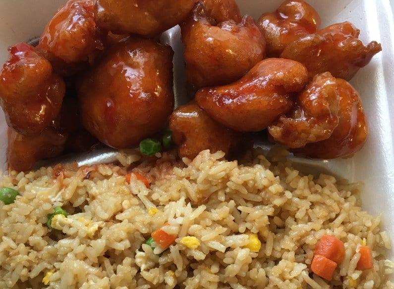 Mai Chinese Orange Chicken Bella Vista AR