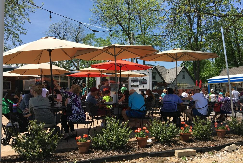 Top 10 Food Trucks in Bentonville, Rogers and Bella Vista