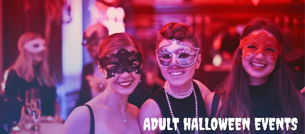 Halloween Adult Events Northwest Arkansas