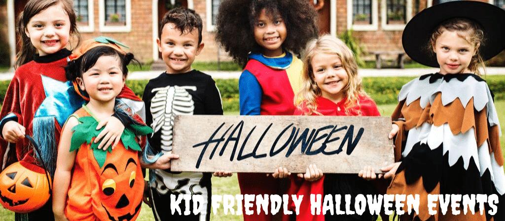 Kid Friendly Halloween Events Northwest Arkansas