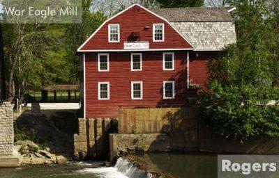 War Eagle Mill