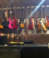Meteor Guitar Gallery